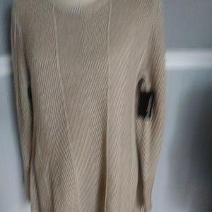 NWT Kim Rogers tunic sweater/ dress sz